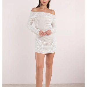 Tobi Wherever You Go Bodycon Lace Dress